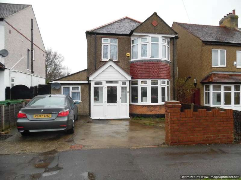 4 Bedrooms Detached House for sale in Ridge Road, Sutton, Surrey SM3