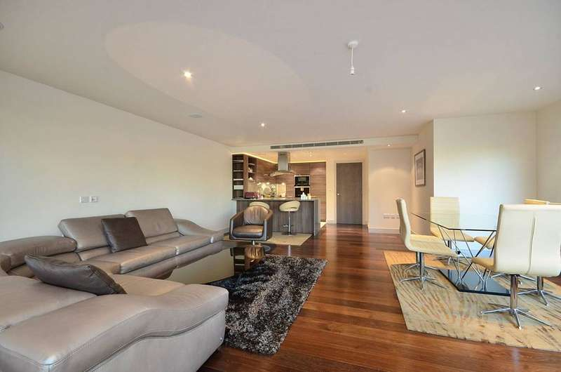 2 Bedrooms Flat for sale in Townmead Road, London. SW6