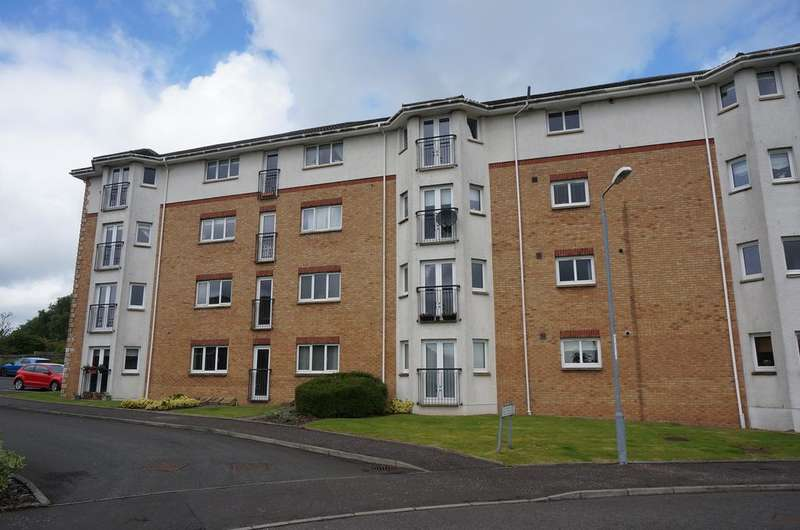 2 Bedrooms Flat for sale in Carrickstone, Cumbernauld, Glasgow, North Lanarkshire G68