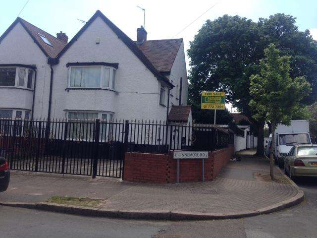3 Bedrooms Semi Detached House for sale in Finnemore Road, Bordesley Green, Birmingham B9