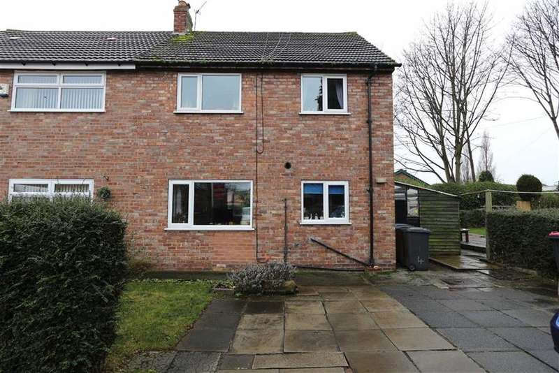 3 Bedrooms Semi Detached House for sale in 4, Longfield Gardens, Cadishead, Manchester