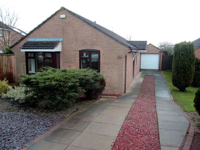 4 Bedrooms Detached Bungalow for sale in St Pauls Close, Romanby, Northallerton DL7