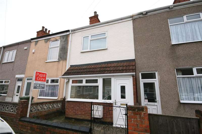 3 Bedrooms Terraced House for sale in Cleethorpes, North East Lincs DN35