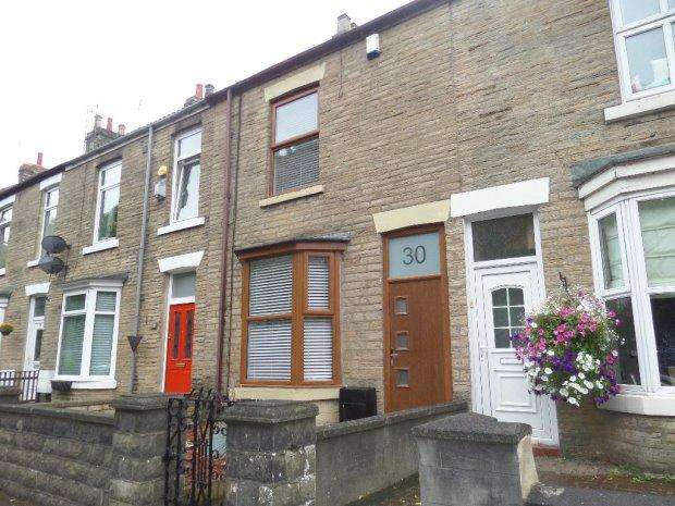 2 Bedrooms Terraced House for sale in SOUTH CHURCH ROAD, BISHOP AUCKLAND, BISHOP AUCKLAND