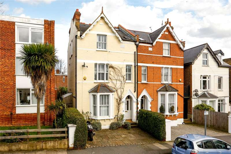 5 Bedrooms Semi Detached House for sale in Parkwood Road, London, SW19