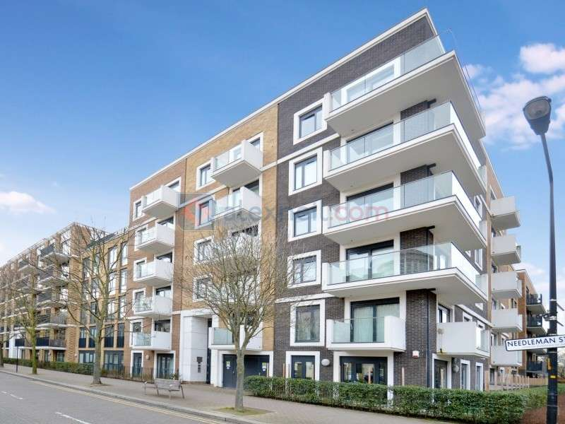 2 Bedrooms Flat for sale in Needleman Street, Canada Water SE16