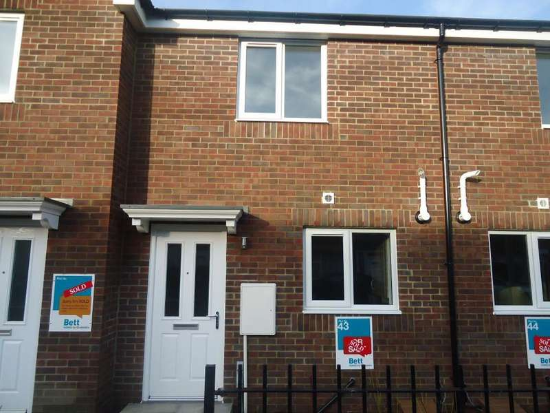 2 Bedrooms Terraced House for sale in Redworth mews, Ashington, NE63 0QF
