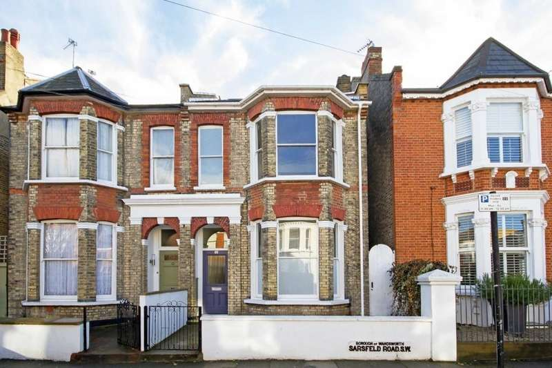 5 Bedrooms Terraced House for sale in Sarsfeld Road