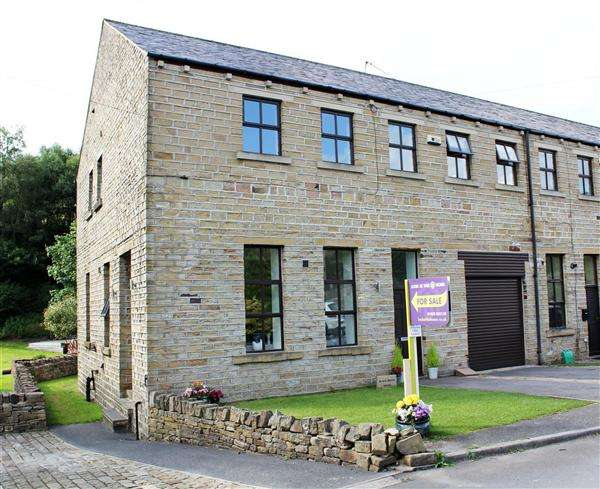 5 Bedrooms Property for sale in Black Brook House, Berry Mill Lane, Scammonden