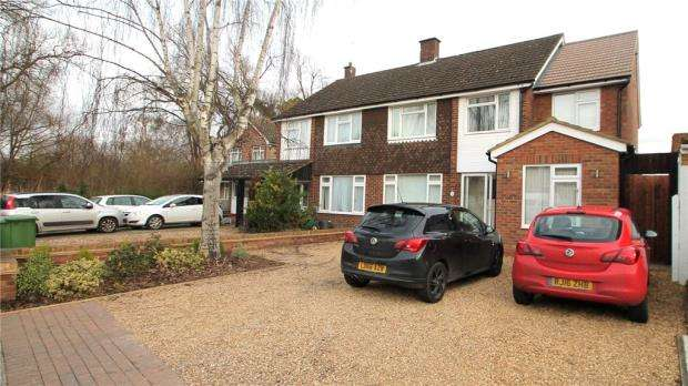 9 Bedrooms Semi Detached House for sale in Myrtle Close, Colnbrook, Slough