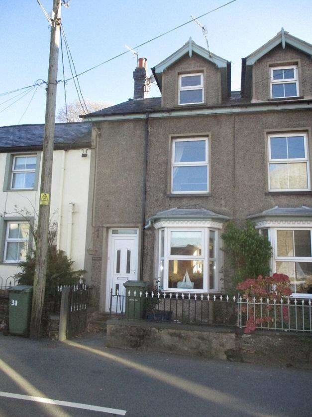 3 Bedrooms Terraced House for sale in High Street, Talsarnau LL47