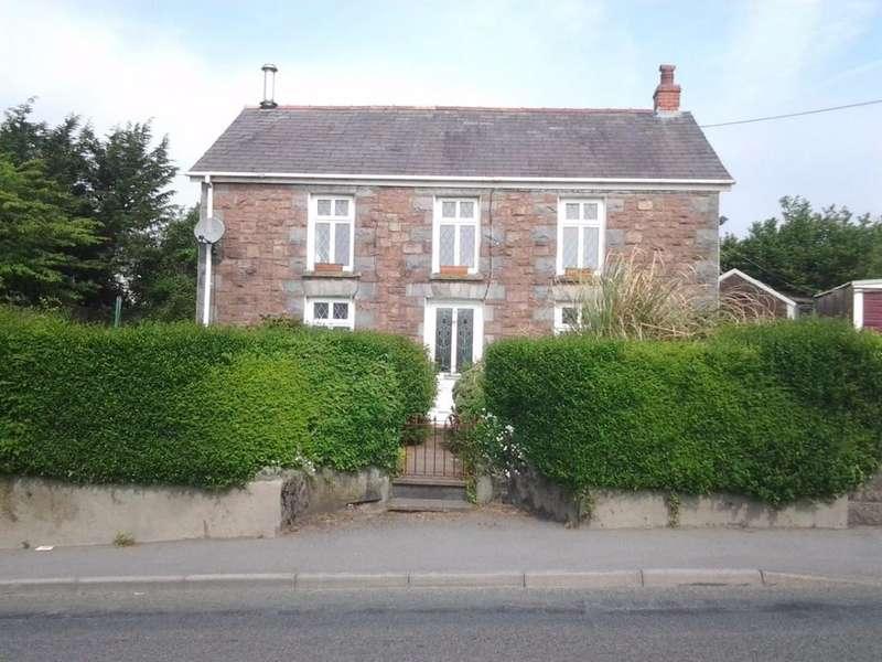 5 Bedrooms Detached House for sale in Llandeilo Road