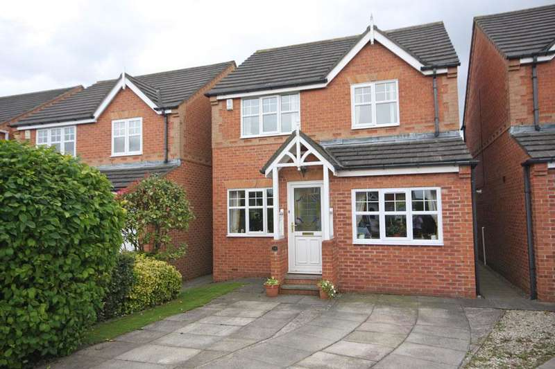 3 Bedrooms Detached House for sale in Hazel Leigh, Great Lumley, Chester-le-Street DH3 4NL