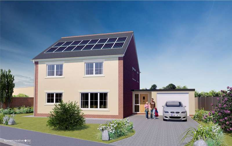 3 Bedrooms Detached House for sale in Passive House at The Hawthorns, Gretna DG16
