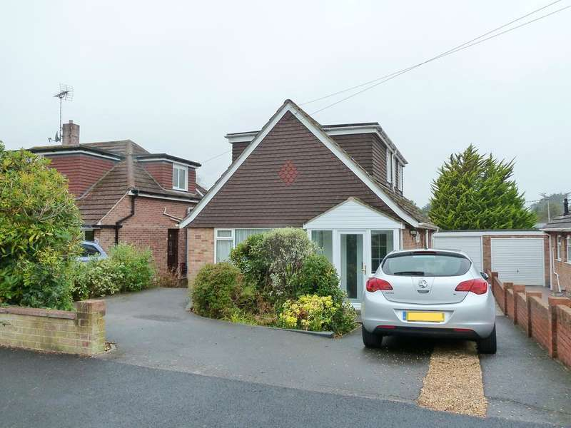 4 Bedrooms Detached Bungalow for sale in The Thicket, Widley