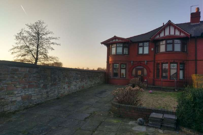 4 Bedrooms Semi Detached House for sale in St. Helens Road, Prescot, L34