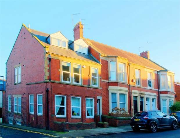 2 Bedrooms Flat for sale in Audley Road, Gosforth, Newcastle Upon Tyne, Tyne and Wear, UK