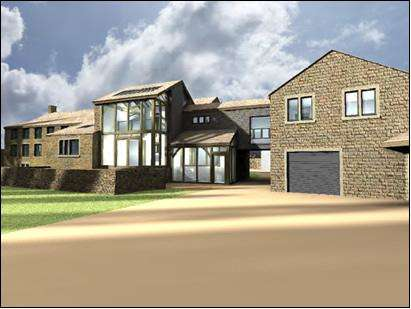 5 Bedrooms Mill Character Property for sale in Dobcross New Road, Dobcross, Oldham ol3