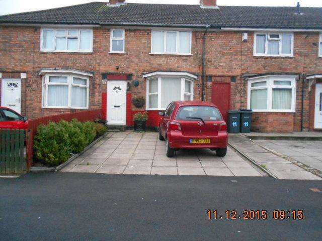 3 Bedrooms Terraced House for sale in Foxwell Road, Bordesley Green, Birmingham B9