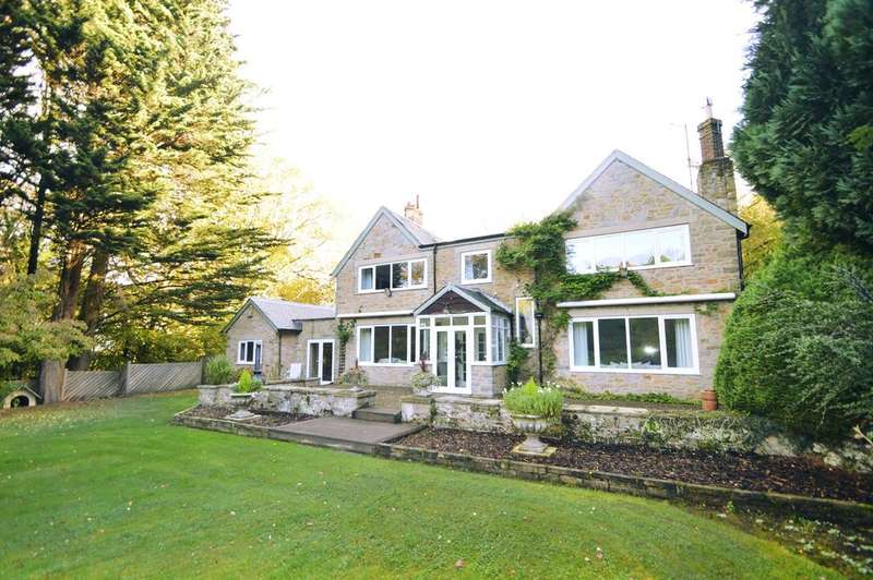 4 Bedrooms Detached House for sale in Lady Edith's Drive, Scarborough YO12