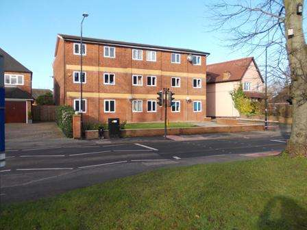 2 Bedrooms Flat for sale in Flat 2, 58-60 Coventry Road, Coleshill B46