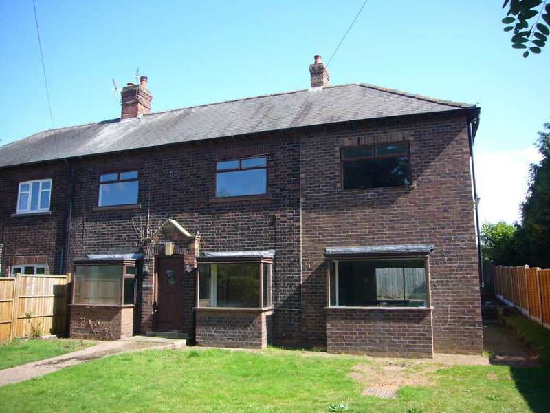 4 Bedrooms Semi Detached House for sale in Brayton, Nr Selby