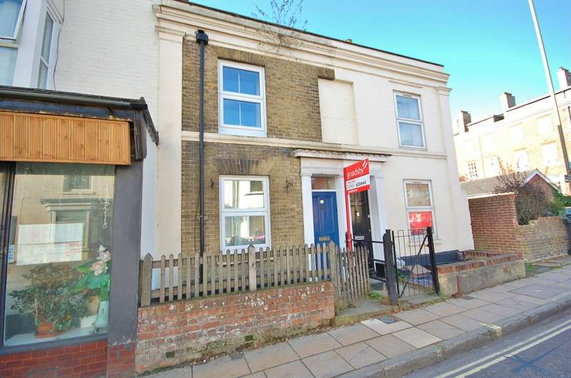 2 Bedrooms Terraced House for sale in Winchester City Centre