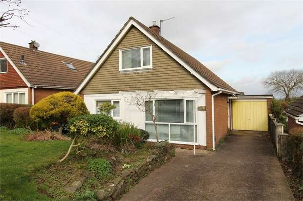 3 Bedrooms Detached Bungalow for sale in Westfield Road, Caerleon, Newport