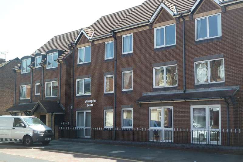 1 Bedroom Apartment Flat for sale in Homeprior House, Front Street, Monkseaton, Whitley Bay NE25