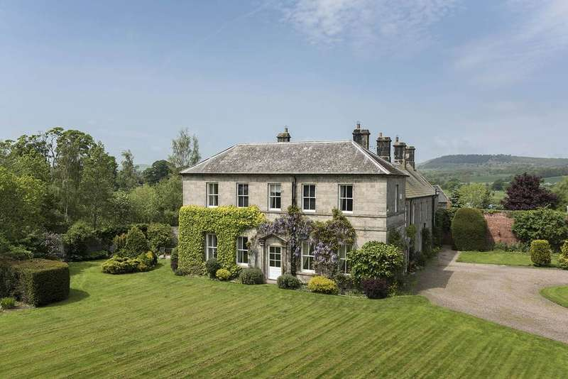 4 Bedrooms Country House Character Property for sale in South Wing, Bolton Hall, Bolton, Nr Alnwick, Northumberland NE66