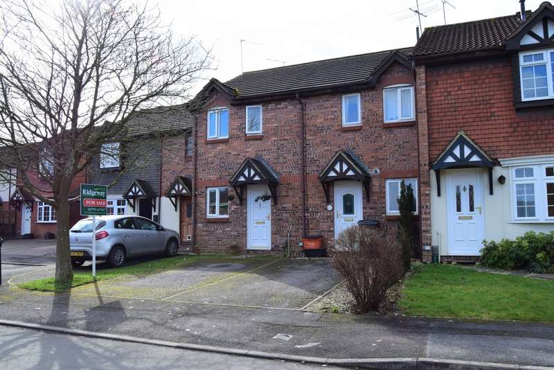 2 Bedrooms Terraced House for sale in Ixworth Close, Shaw