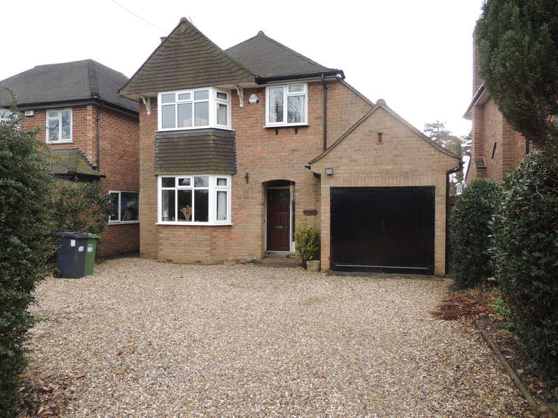 3 Bedrooms Detached House for sale in Rising Lane, Lapworth
