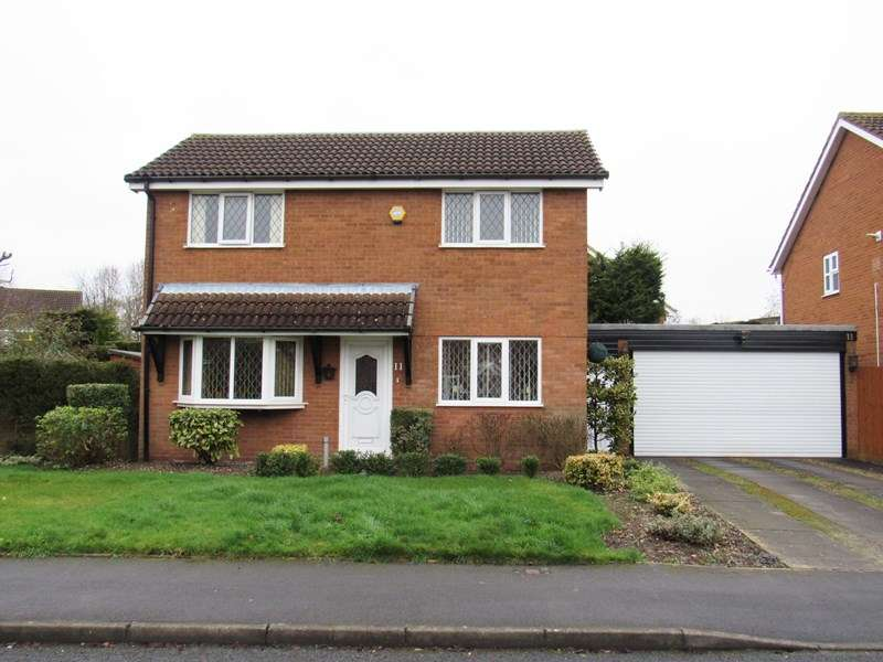 3 Bedrooms Detached House for sale in Caldeford Avenue, Monkspath, Solihull