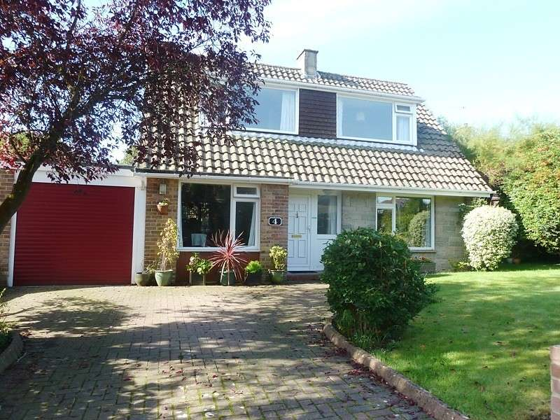 3 Bedrooms Detached House for sale in Oatlands Close, Botley, Southampton, SO32