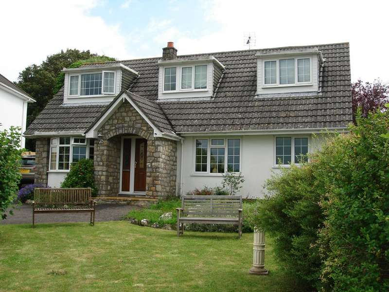 4 Bedrooms Detached House for sale in Llanmaes, Nr Llantwit Major, Vale of Glamorgan CF61
