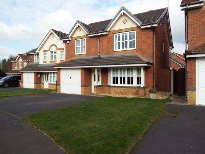 4 Bedrooms Detached House for sale in Shakespeare Avenue, Kirkby, Liverpool, Merseyside, L32