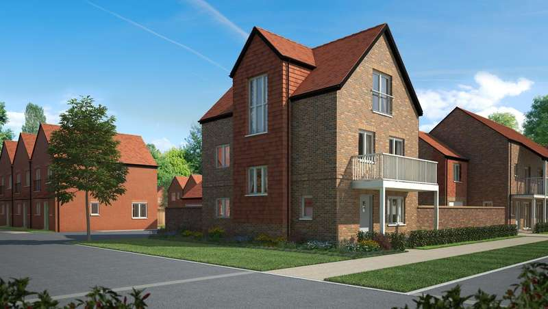 5 Bedrooms Detached House for sale in Andover Road, Winchester, Hampshire SO22