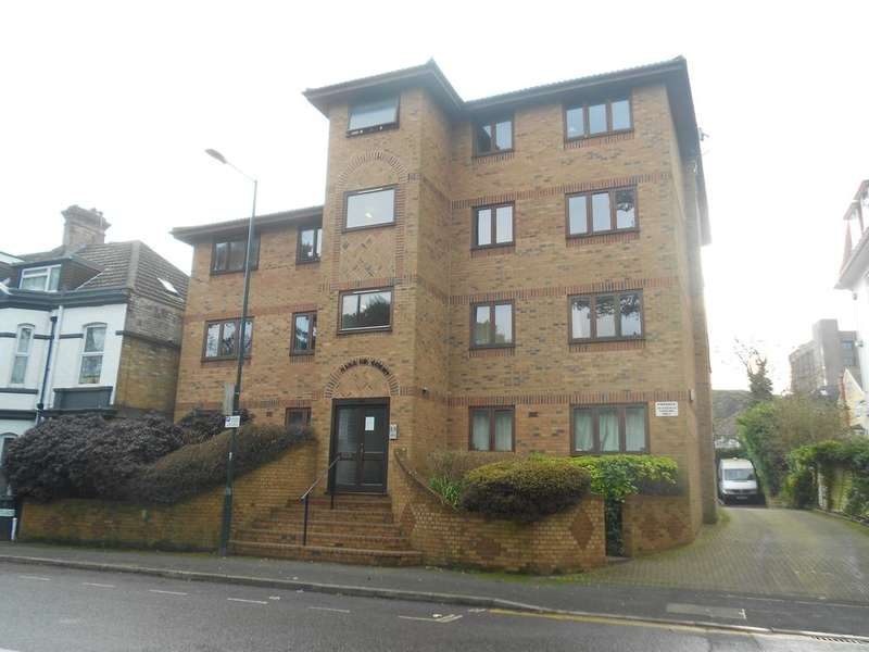 2 Bedrooms Flat for sale in 25a Suffolk Road, Bournemouth, Dorset BH2