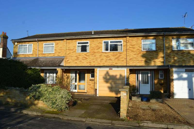 3 Bedrooms Terraced House for sale in Rosehill Close, Hoddesdon EN11
