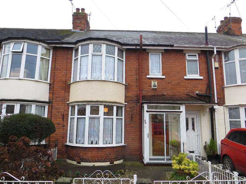 3 Bedrooms Terraced House for sale in Lynton Avenue, Hull, East Yorkshire, HU5 3TH