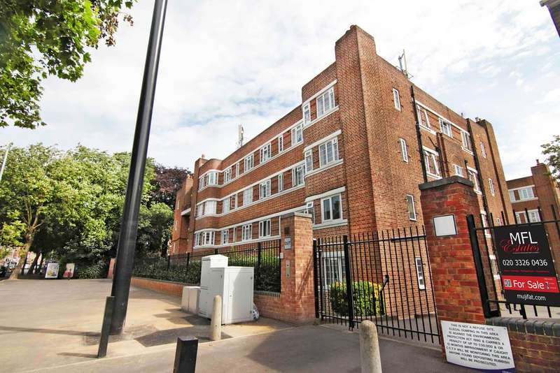 2 Bedrooms Flat for sale in Warwick Gardens, London Road, Croydon CR7