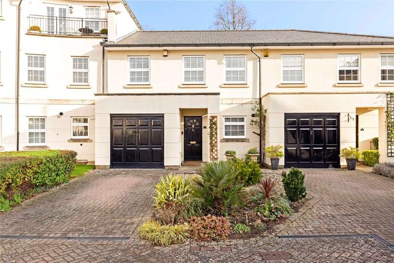3 Bedrooms Terraced House for sale in Sandford Park Place, Cheltenham, Gloucestershire, GL52