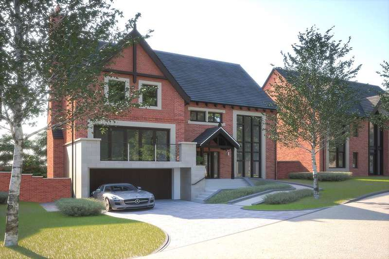 5 Bedrooms Detached House for sale in Plot 7, La Sagesse, Jesmond, Newcastle upon Tyne NE2