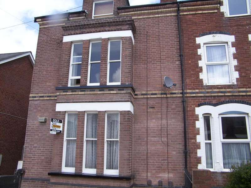 2 Bedrooms Flat for sale in Sydney Road, Exeter
