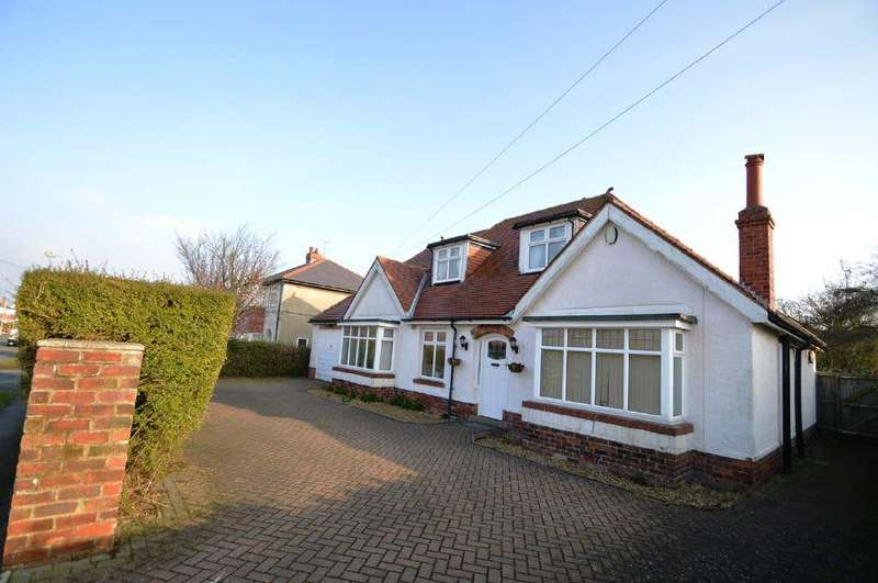 3 Bedrooms Detached Bungalow for sale in Scalby Avenue, Newby, Scarborough YO12