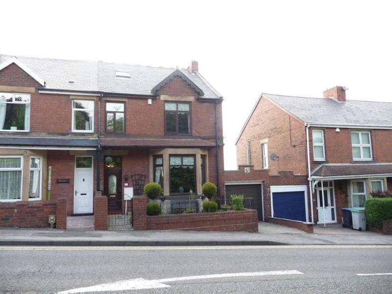 3 Bedrooms Semi Detached House for sale in Station Road, Stanley DH9