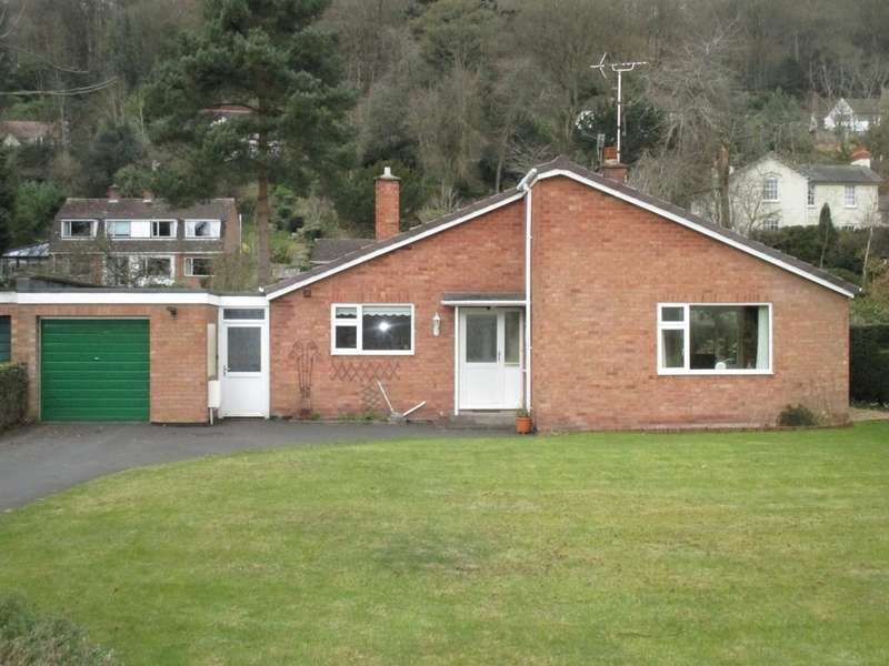 3 Bedrooms Detached Bungalow for sale in 67 Shrewsbury Road, Church Stretton SY6 6EX