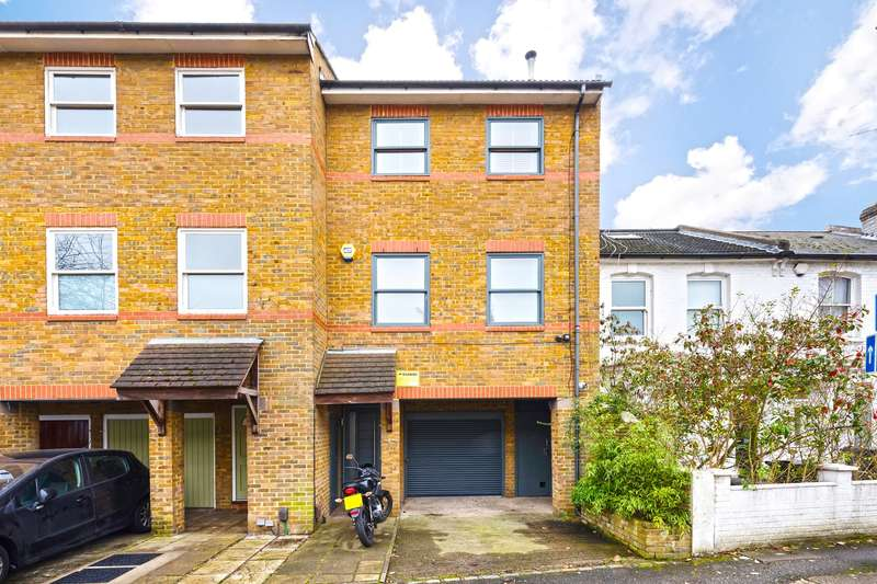 3 Bedrooms End Of Terrace House for sale in Chiswick Road, London, W4