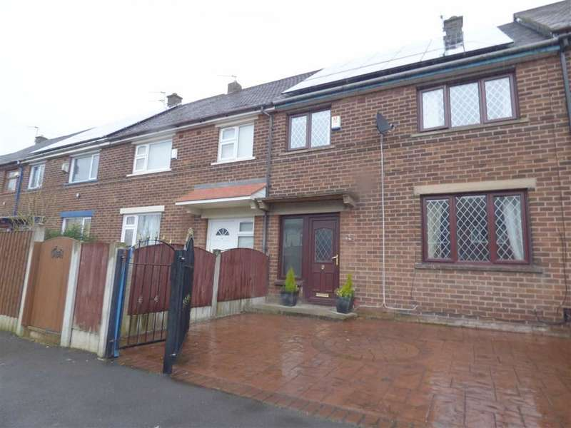 3 Bedrooms Property for sale in Arden Street, Chadderton, Oldham, OL9