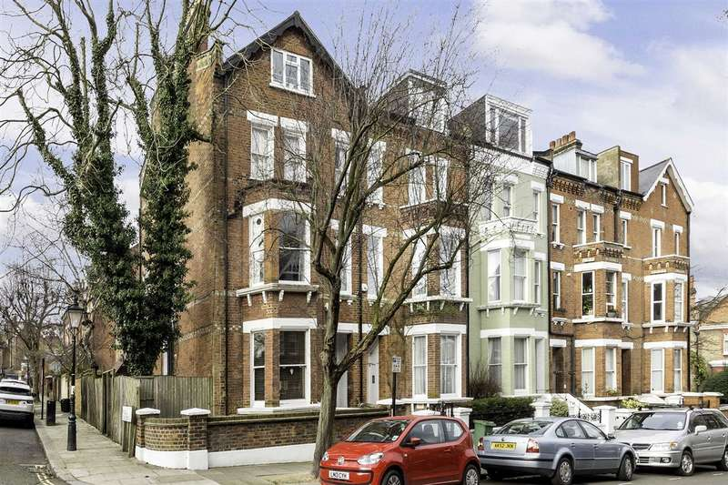 1 Bedroom Property for sale in Willoughby Road, Hampstead Village, NW3